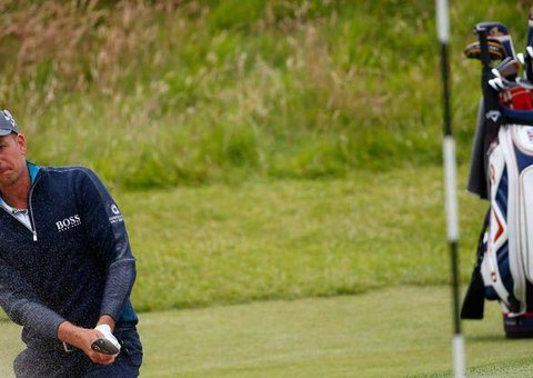 Stenson's Open hopes