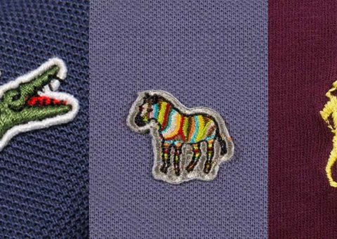 Animal logos and fashion brands