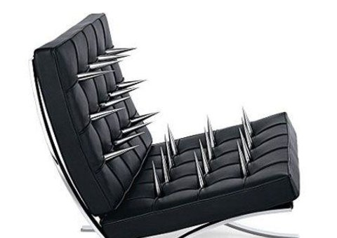 Chairs, disease, and death