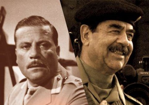When Saddam Met Oliver Reed