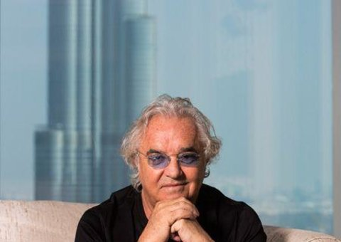What I've learnt: Flavio Briatore