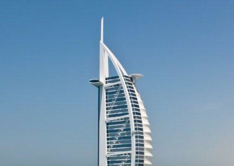 The Burj Al Arab's seven-star myth