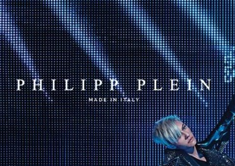 Behind the scenes with Philipp Plein