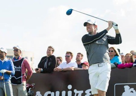 Watch Rory McIlroy teeing off in 360