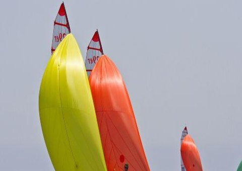 Sailing elite coming to the capital