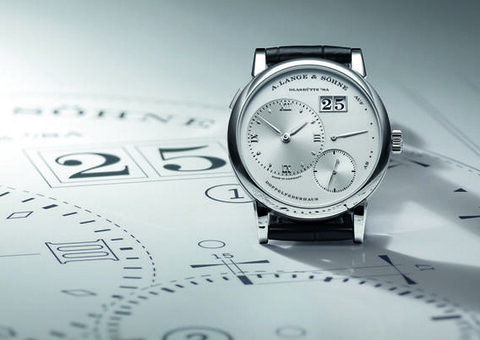 The German giant - A. Lange & Söhne