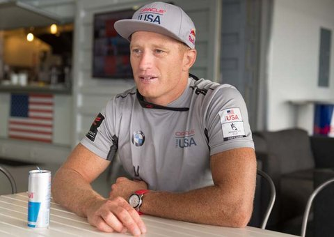 Interview: Jimmy Spithill