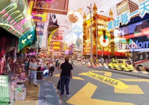 Will the world look like this in 20 years?