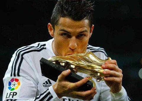 Cristiano Ronaldo is the world's highest-paid athlete