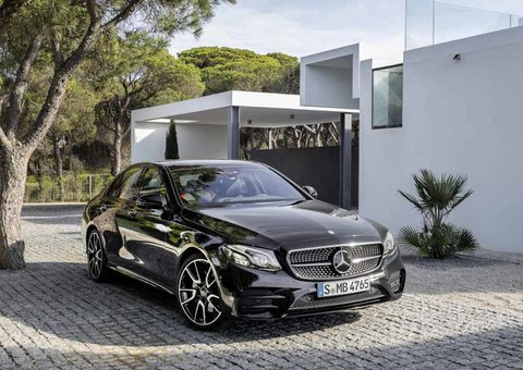 Mercedes has stepped things up with its new E-class models