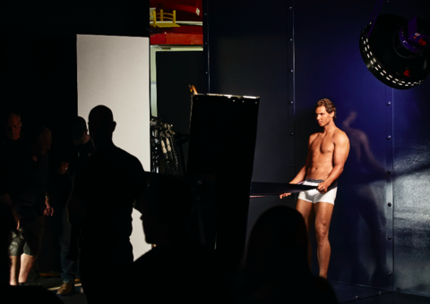 Rafa Nadal fronts Tommy Hilfiger's underwear campaign