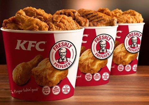 KFC's top-secret fried chicken recipe is accidentally revealed