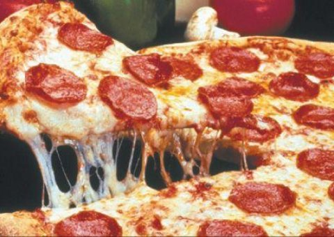 Pizza increases work productivity more than money