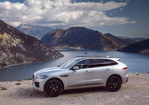 Jaguar's F-Pace prowls into the SUV market