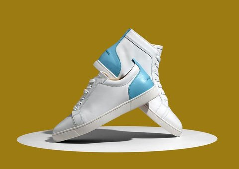 Christian Louboutin's new limited-edition sneaker capsule