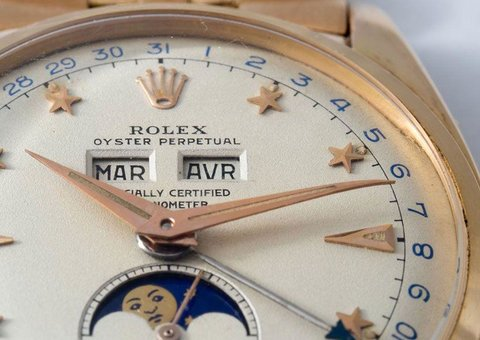 Interesting times for vintage watch buyers