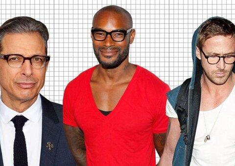 Which glasses go with your face shape? 