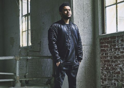 The Weeknd has landed!