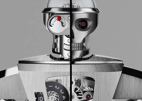 Balthazar: the desktop robot