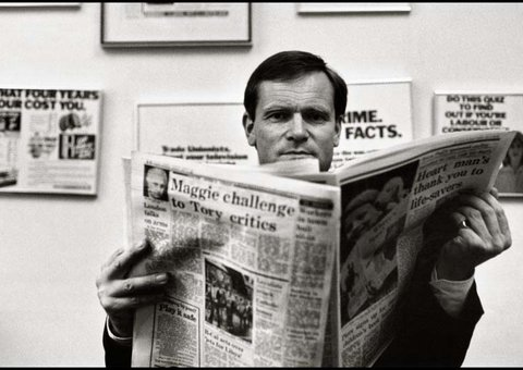 What I've Learned: Jeffrey Archer