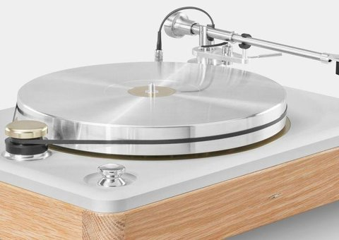 Super-stylish turntables are now a 'thing'