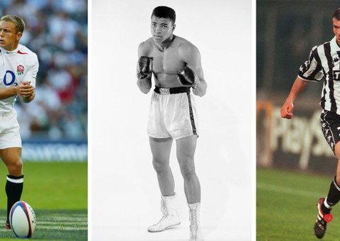 The most iconic sporting trademark moves