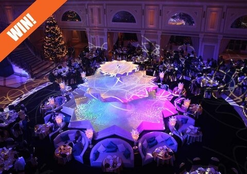 Win! A New Year's Eve Gala experience at the Waldorf Astoria