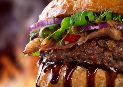 9 rules for making the perfect burger