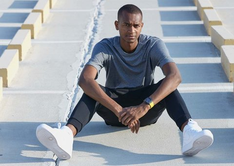 "Mutaz Essa Barshim: ""What gravity?"""