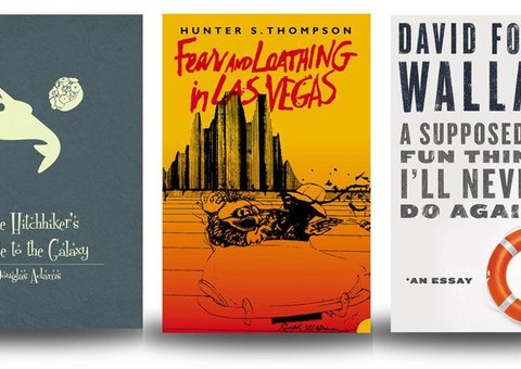 20 hilarious books you need to read