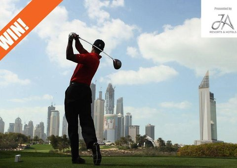 WIN! Tickets to the Omega Dubai Desert Classic with JA Resorts & Hotels