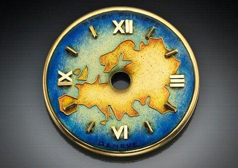 The 'fine art' of Cloisonné watch dials