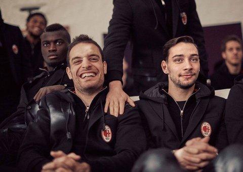AC Milan and Diesel team up