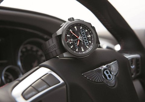 Breitling (and Bentley) release new limited-edition Middle East chronograph