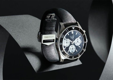 The Tag Heuer Autavia is back after 50 years