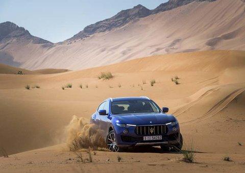 Review: The Maserati Levante