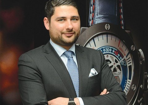Hublot's bold plans for the Middle East