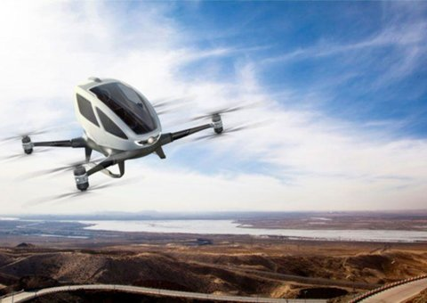 Dubai to launch flying taxis