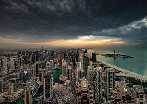 How the UAE is making it rain