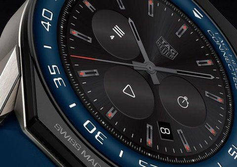 Tag Heuer make a Smartwatch for people who love watches
