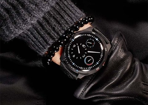 The world's coolest dive watch