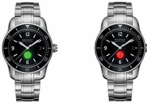 Meet the watch that can detect sharks