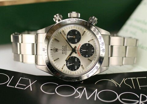 """Vintage watches and the search for """"new old stock"""""""