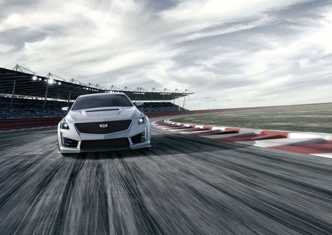 Learning 'The American Way' with the Cadillac ATS-V