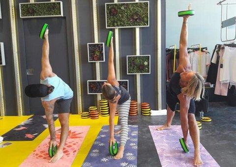 NuPower yoga comes to Dubai