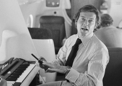 This Roger Moore story proves that it's okay to meet your heroes
