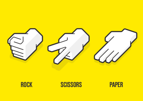 How to win at Rock, Paper & Scissors