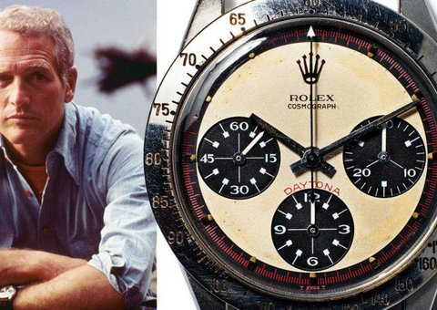 Paul Newman's legendary Rolex Daytona is now for sale