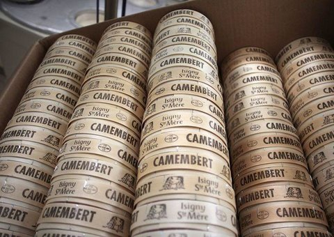 Help! The world is running out of Camembert