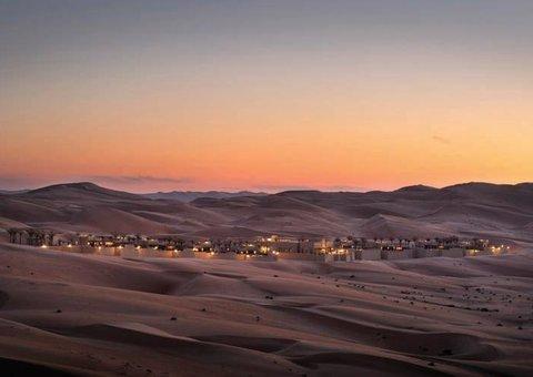 The 10 best desert resorts in the Arabian Gulf